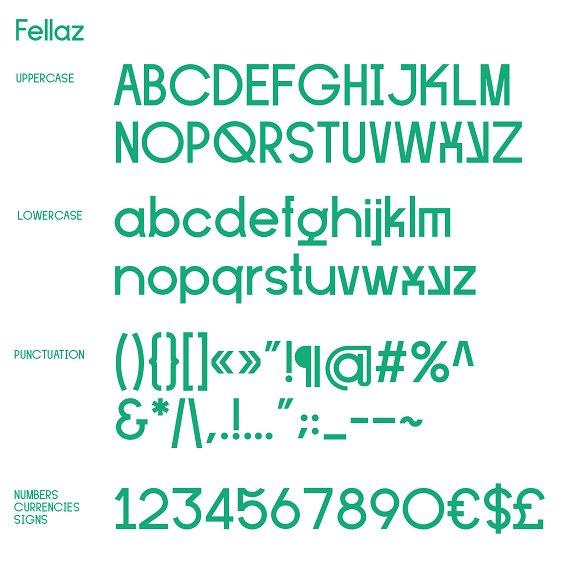 Fellaz Font