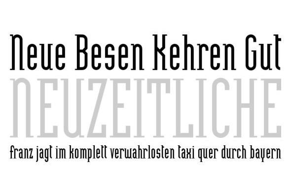 Heliotype Font