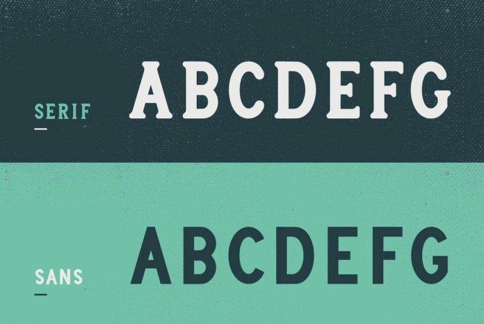 Heyday Font Family