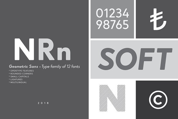Narin Typeface-Introductory
