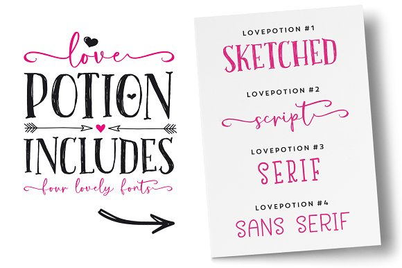 SALE! | The Lovepotion Collection