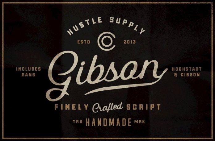 The Giant Font Bundle