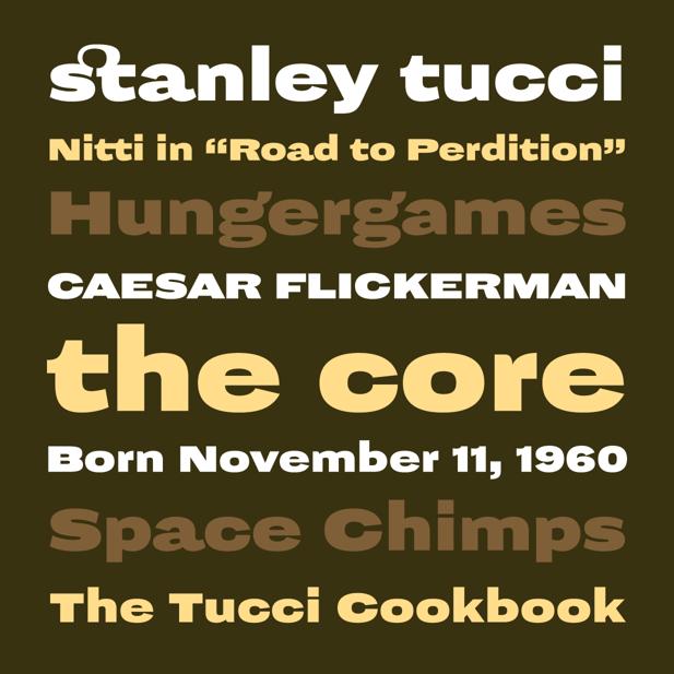 Stanley Font Family