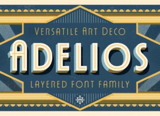 Adelios Font Family