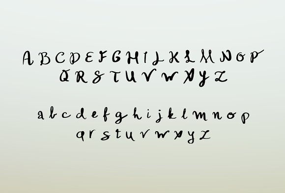 Konya Handwritten Script Font