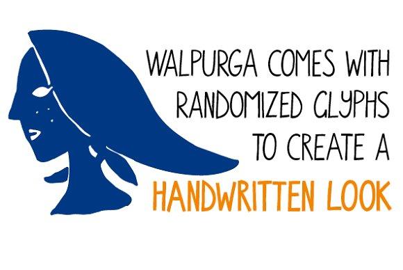 Walpurga Regular
