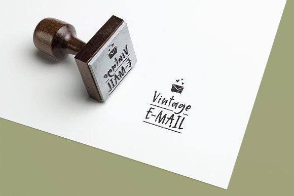 Winston Park | A Handwritten Font