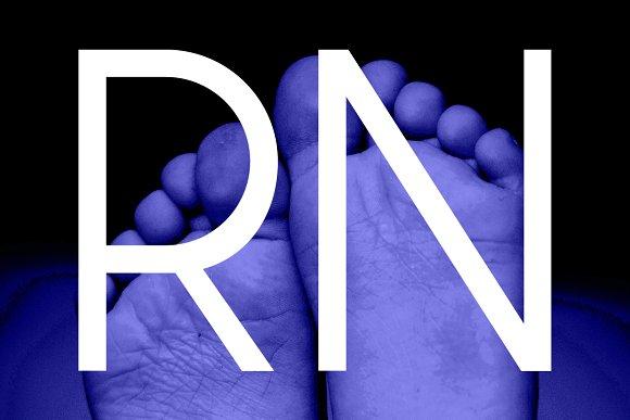 Renoise - A Stylish New Age Typeface