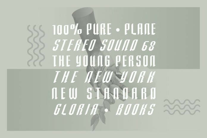 Spearhead Font Family