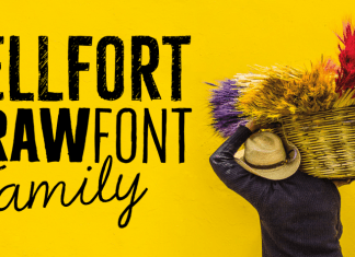 Bellfort Draw Font Family