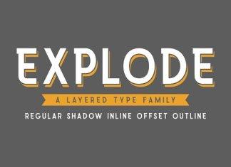 Explode Type Family