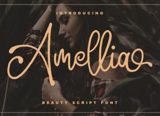 Fontbundles - Amellia