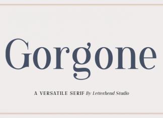 GorgoneFont Family