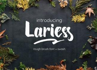Lariess Font