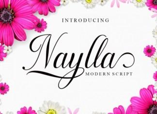 Naylla Font