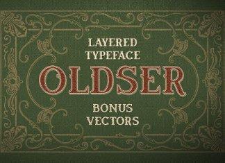 Oldser Font Family