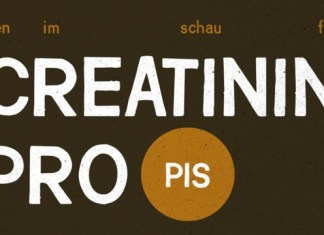 PiS Creatinin Pro Font