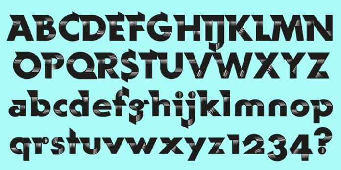 Rotor Font Family