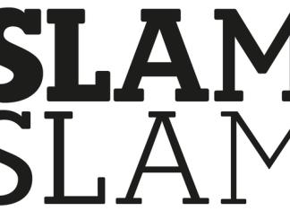 Slam Rounded Font