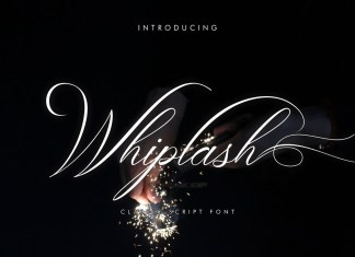 Whiplash Font