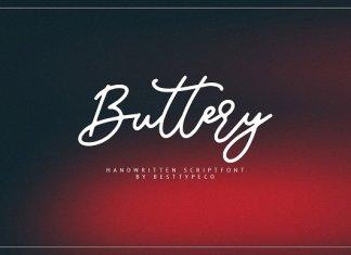 Buttery Font