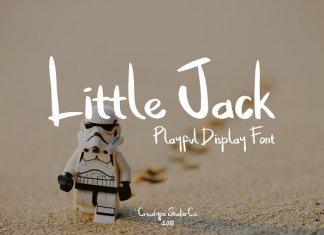 Little Jack Script Font