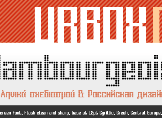 Urbox Nu Font Family