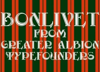 Bonlivet Other Font