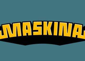 Maskina Font