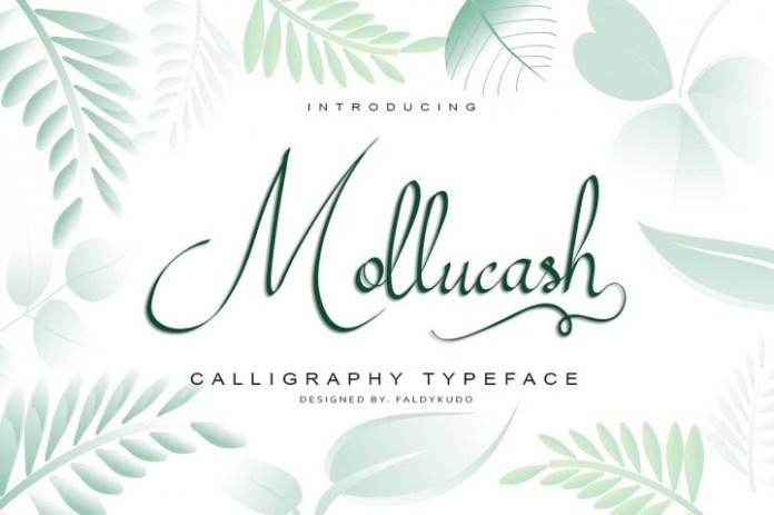 Mollucash Font