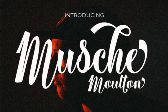 Musche Moulton Script