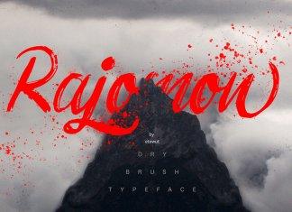 Rajomon Font