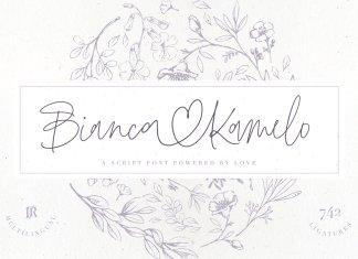 Bianca Kamelo Font
