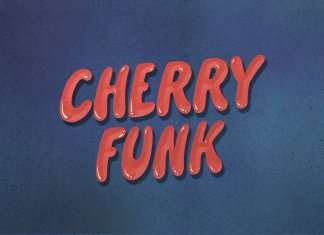 Cherry Funk Font