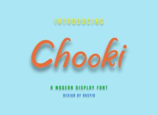 Chooki Font