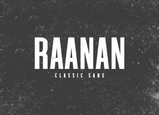 Raanan Classic Sans Serif Family