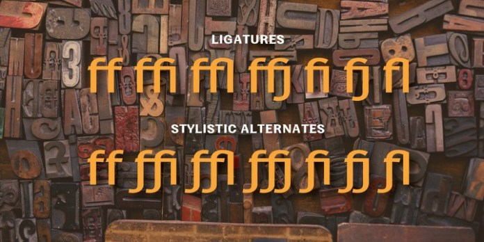 TypeOgraf Pro Font Family