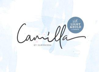 Camilla - Signature Script