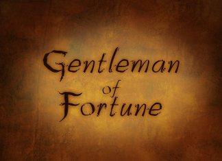 Gentleman of Fortune Font