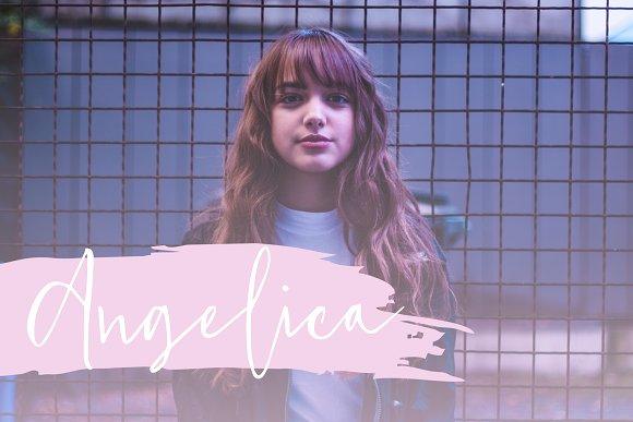 Just Jessy! [Signature Font]