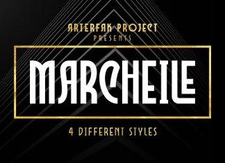 Marcheile Font