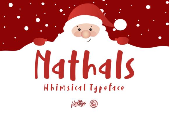 Nathals Font