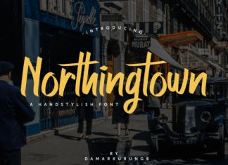Northingtown Font
