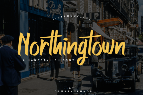 Northingtown Font