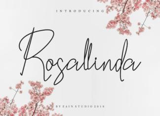 Rosallinda Script Font