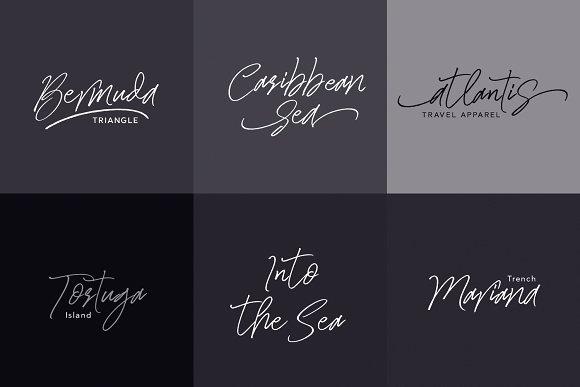 Sail Smith Font