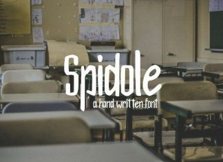 Spidole Font