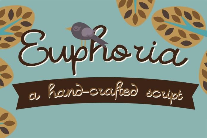 ZP EuphoriaScript Font