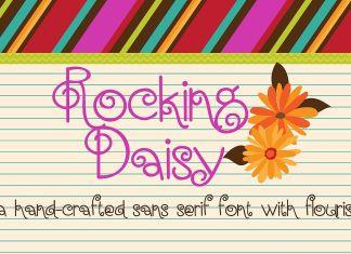ZP Rocking DaisyRegular Font
