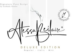 Alessa Beilaire Deluxe Edition